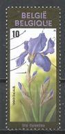 Belgium 1990. Scott #1333 (U) Iris Florentina, Flowers, Fleurs * - Belgique