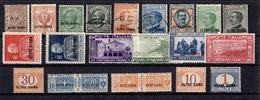 Outre-Djouba Colonie Italienne Petite Collection 1925/1926. Bonnes Valeurs. B/TB. A Saisir! - Oltre Giuba