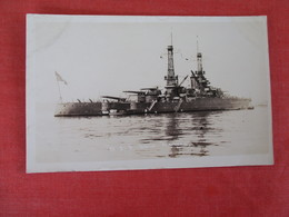 RPPC  U.S.S. New Mexico       Ref 3053 - Warships