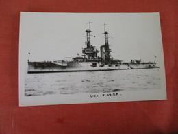 RPPC  U.S.S. Florida        Ref 3053 - Warships