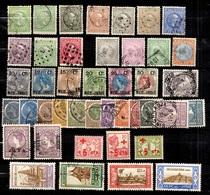 Indes Néerlandaises Belle Petite Collection D'anciens 1870/1930. Bonnes Valeurs. B/TB. A Saisir! - Niederländisch-Indien