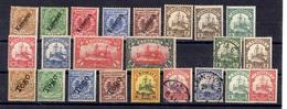 Cameroun Et Togo Allemands Belle Petite Collection 1890/1919. Bonnes Valeurs. B/TB. A Saisir! - Kolonie: Kamerun