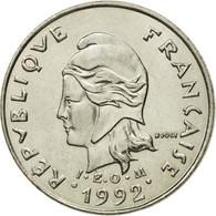 Monnaie, French Polynesia, 10 Francs, 1992, Paris, SUP, Nickel, KM:8 - Polynésie Française