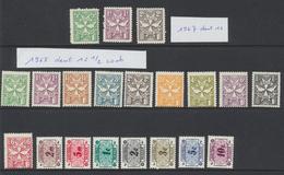 Malte - Malta Timbres-Taxe - Due Stamps 1967 - 1968 - 1973    *** MNH - Malte