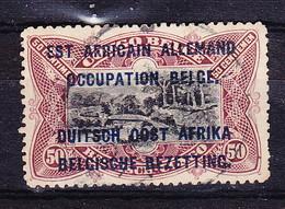 Ruanda-Urundi Nr 33 Type B     Obliteré - Gestempeld - Used   (o) - 1916-22: Usados