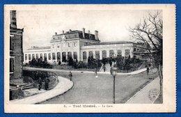 Toul Illustré   / La Gare - Toul