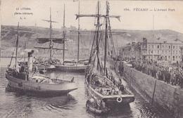 FECAMP L'Avant Port ( LJ 184 ) - Fécamp