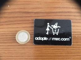 Magnet « Adopteunmec.com» - Magnets