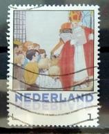 Netherlands Sinterklaas Used/gebruikt/oblitere - Nederland