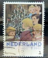 Netherlands Kerst,christmas,noël,weihnachten Used/gebruikt/oblitere - Nederland