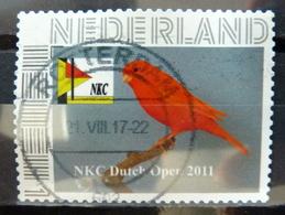 Netherlands NKC Dutch Open,birds,oiseaux,vögel Used/gebruikt/oblitere - Pays-Bas