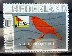 Netherlands NKC Dutch Open,birds,oiseaux,vögel Used/gebruikt/oblitere - Nederland