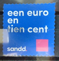 Netherlands Sandd 1,10 EURO Used/gebruikt/oblitere - Non Classés