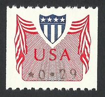 United States, 29 C. 1992, Sc # CVP31, MNH - Machine Stamps (ATM)