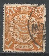 China 1898. Scott #99 (U) Chinese Imperial Post * - Oblitérés