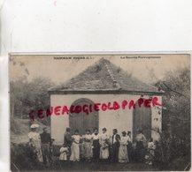 ALGERIE - HAMMAM RIGHA - SOURCE FERRUGINEUSE 1906 - RARE - Algérie