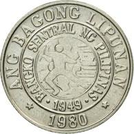 Monnaie, Philippines, 10 Sentimos, 1980, SPL, Copper-nickel, KM:226 - Philippines