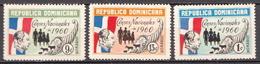 Dominican Republic MNH Set - Dominicaanse Republiek