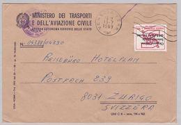 Drucksache In Die Schweiz (br5015) - 6. 1946-.. Republic