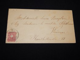 Germany 1898 Remscheid Cover__(L-20676) - Alemania