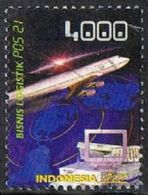 Indonesia SG2667 2000 Communications 4000r Good/fine Used [17/16287/4D] - Indonesia