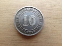 Straits Settlements  10  Cents  1927  Km 29b  Argent - Monnaies