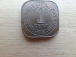 Malaya  1  Cent  1945  Km 6 - Malaysie