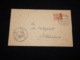 Germany Allied 1947 Norden Letter__(L-19812) - Zone AAS