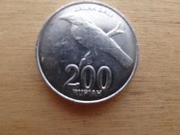 Indonesie  200  Rupiah  2003  Km 66 - Indonésie