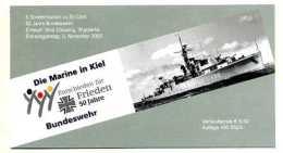 A14830)Schiffe: Bund 2497 MH Gest. - Schiffe