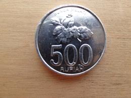 Indonesie  500  Rupiah  2003  Km 59 - Indonésie
