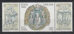 A15638)Vatikan 805 - 807 ZDR** - Neufs