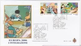 A15708)Vatikan FDC 1546 - 1547 - FDC