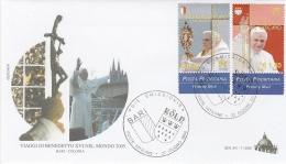 A15710)Vatikan FDC 1558 - 1559 - FDC