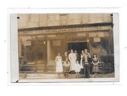 Carte Photo à Localiser : Café RICHARDEAU Au N° 63 - Cartes Postales