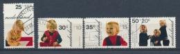 Nederland/Netherlands/Pays Bas/Niederlande 1972 Mi: 1001-1004 Nvph: 1020-1023 (Gebr/used/obl/o)(3732) - Period 1949-1980 (Juliana)