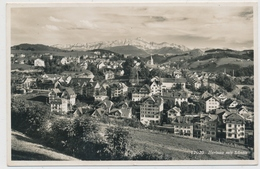 Herisau - Gelaufen 1946 - AR Appenzell Rhodes-Extérieures