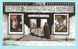Irland  / Eire  2012 , Cinema - Sheet - Postfrisch / MNH / (**) - Nuevos