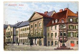 23187-LE-ALLEMAGNE-Zweibrücken-Rathaus - Zweibruecken