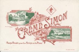 BUVARD - Crème Simon, Vues Sur Paris - Parfums & Beauté