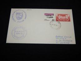 Ross Dependency 1975 Vanda Station Antarctica Cover__(L-22337) - Briefe U. Dokumente
