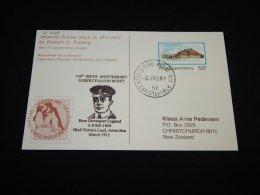 Ross Dependency 1998 Antarctic Scenes Postcard__(L-21440) - Ross Dependency (New Zealand)