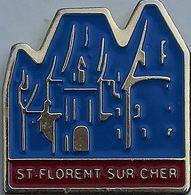 EE  504......ECUSSON..... SAINT FLORENT SUR CHER........département Du Cher En Région Centre-Val De Loire.. - Villes