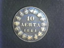 10 Lepta 1844 - Grecia