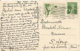 Schweiz, 30.12.1912, AK Von Neuchatel Nach St. Loup, PJ Vorläufer Franz. Siehe Scans! - Covers & Documents