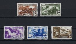 N°E44/E48 MH/MNH */** POSTFRIS MET/ZONDER SCHARNIER COB € 710,00 SUPERBE - Commemorative Labels