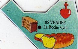 Magnets Magnet Le Gaulois Departement France 85 Vendee - Tourism