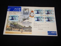 Ross Dependency 2001 RNZAF Station Whenuapai Cover__(L-22272) - Ross Dependency (New Zealand)