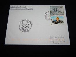 Ross Dependency 2004 Winter-over-Team Cover__(L-22112) - Briefe U. Dokumente