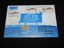 Ross Dependency 2006 Scott Base Capital Card__(L-22125) - Ross Dependency (New Zealand)